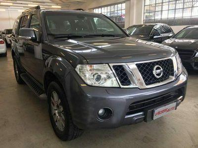 usata Nissan Pathfinder 2.5 dCi
