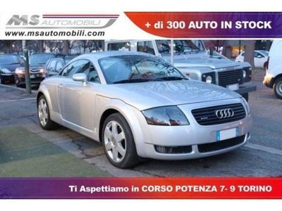 usata Audi Quattro 1.8 T 20V/225 CV cat Unicoproprietar