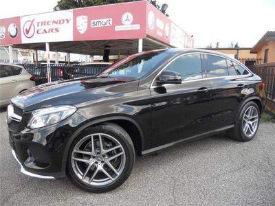 usata Mercedes GLE350 COUPE' AMG