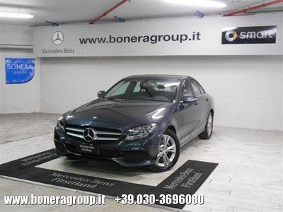 usata Mercedes C200 Classe CBlueTEC Automatic Business