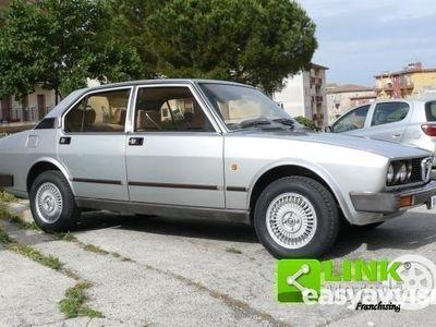 usata Alfa Romeo Alfetta 2.0i quadrifoglio oro benzina