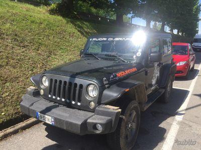 used Jeep Wrangler Wrangler 2.8 CRD DPF Mountain Auto