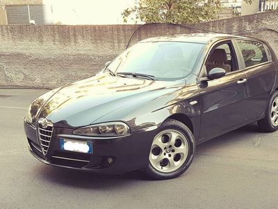 usata Alfa Romeo 147 2° serie 1.9 jtdm 120 cv nero