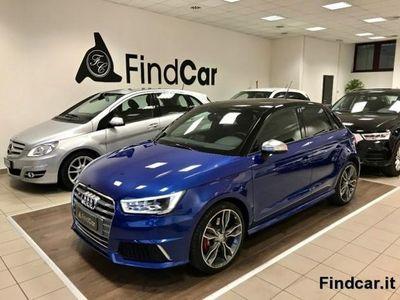 "gebraucht Audi S1 SPB 2.0 TFSI quattro ""NAVI-PELLE"""