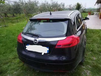 brugt Opel Insignia 2.0 CDTI Sports Tourer aut. Cosmo