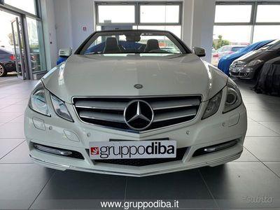 used Mercedes E220 Classe E CABRIOCDI CABRI...