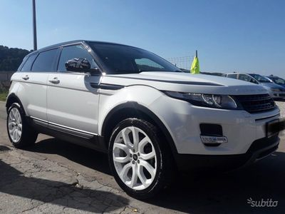 second-hand Land Rover Range Rover evoque 2.2 TD4 5p. Union Jac
