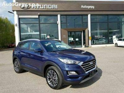 usata Hyundai Tucson 1.6 CRDi 136CV 48V 4WD XPrime
