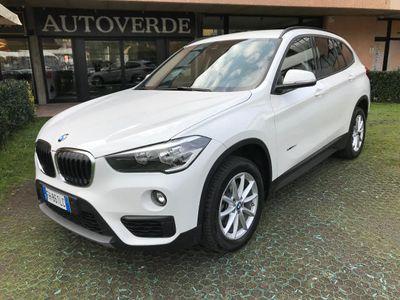 usado BMW X1 xDrive18d Advantage Autom IVA ESPOSTA Uniprop.