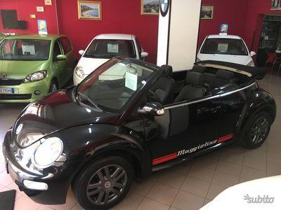 brugt VW Beetle 1.9 TDI 105CV Cabrio Lim. Red Edt.