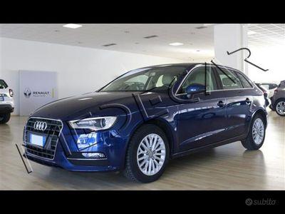 usata Audi A3 Sportback 2.0 tdi Ambiente 150cv s tronic E6
