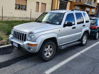 used Jeep Cherokee 2.8 150 cv 2003 limited full