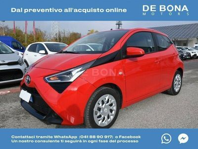 usata Toyota Aygo 5p 1.0 x-business 72cv
