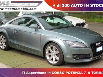 usata Audi TT Coupé 3.2 V6 quattro S tronic Unicopr...