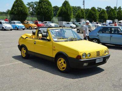 usado Fiat Ritmo 85 S Cabrio Bertone Esemplare unico