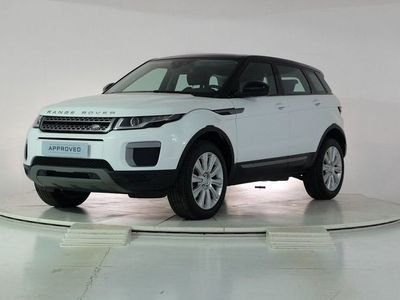 brugt Land Rover Range Rover evoque ANDERE 2.0 eD4 5p. Pure
