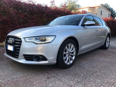 usata Audi A6 2.0 tdi Avant 177 cv. Full optional - 2012
