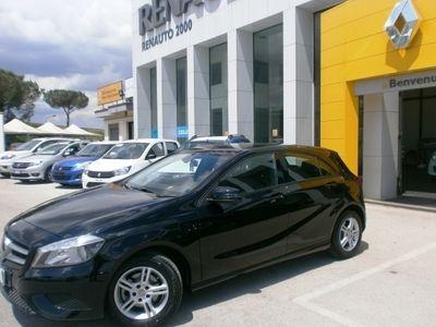 usata Mercedes A180 CDI EXECUTIVE 110CV