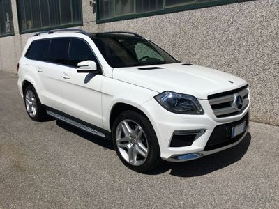 second-hand Mercedes GLS350 Classed 4MATIC AMG 21-12-2015