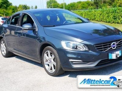 brugt Volvo S60 D3 Geartronic Momentum