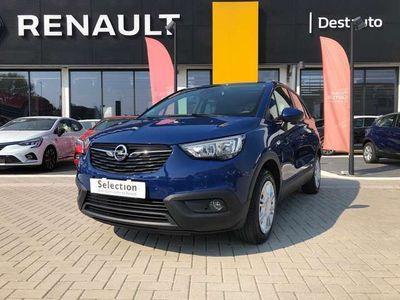 usata Opel Crossland X 1.2 Advance 81cv Gpl 1.2 ADVANCE GPL