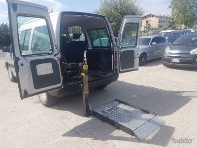 second-hand Fiat Scudo 2.0 jtd trasporto disabili