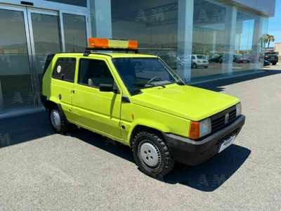 usata Fiat Panda 1000 Cat Van