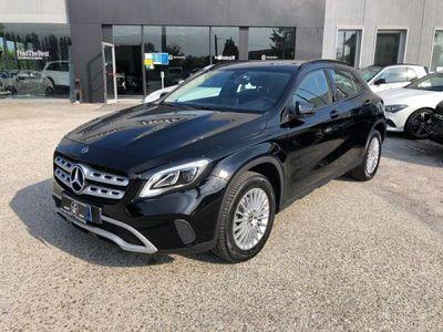 usata Mercedes 200 GLA GLA-X156 2017 Dieseld Business auto