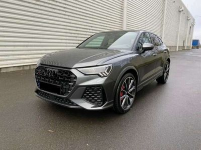 "usata Audi RS Q3 SPB quattro S tronic*Telecamera 360*B&O*Tetto*21"""