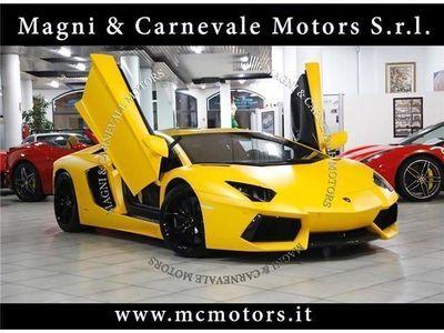 usata Lamborghini Aventador LP700-4 - NEW LIST PRICE € 413.500 - FULL CARBON