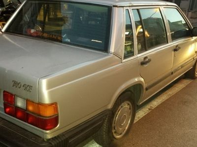 brugt Volvo 740 2.0 16V cat