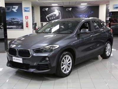 usata BMW X2 xDrive20d 190cv Advantage Aut.
