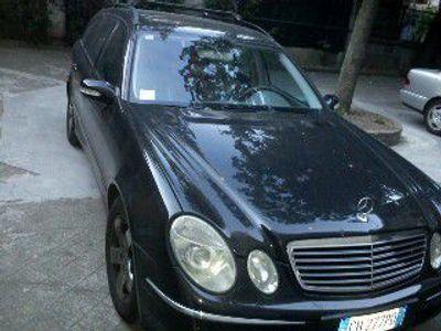 usata Mercedes E320