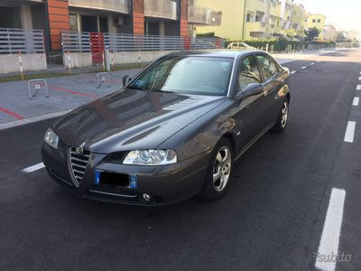 gebraucht Alfa Romeo 166 2.4 JTD cat Progression