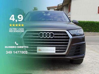 used Audi Q7 3.0 TDI 218 CV ultra quattro tiptroni