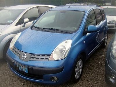 used Nissan Note -- 1.5 dCi 86CV Acenta
