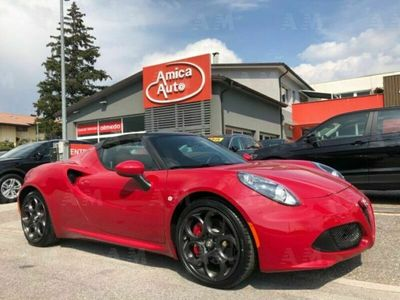 usata Alfa Romeo 4C Spider 4C 1750 TBi Spider nuovo