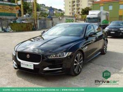 usata Jaguar XE 2.0 D Turbo 180CV aut. R-Sport