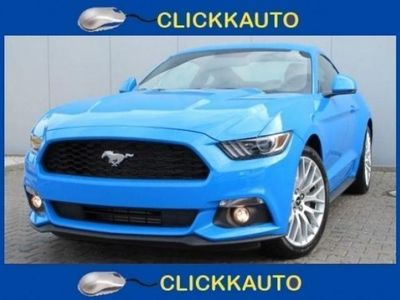 brugt Ford Mustang Mustang Convertible 2.3 EcoBoost