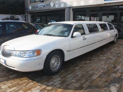 usata Lincoln Town Car Town Car
