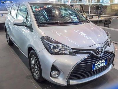usata Toyota Yaris 1.0 5 porte Active