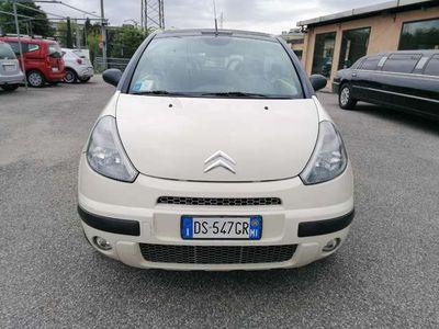usata Citroën C3 Pluriel 1.6 16V CMP-5 Exclusive