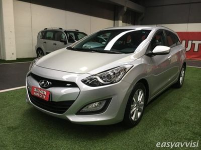 brugt Hyundai i30 Wagon 1.6 CRDi Comfort ADVANCED PACK+NAVI