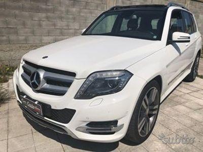 usata Mercedes GLK200 cdi sport- anno 2015