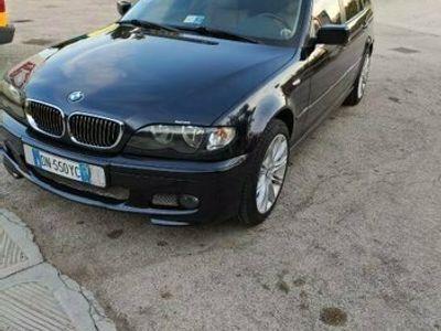 usata BMW 320 Serie 3 d 100kw 136 cv Anno 2000