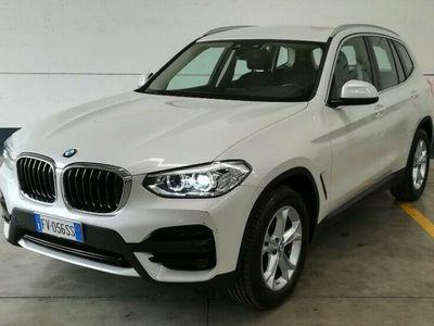 usata BMW X3 xDrive20d Business Advantage del 2019 usata a Rovigo
