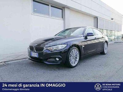 usata BMW 430 Gran Coupé Serie 4 dA g.coupe xdrive Luxury my15