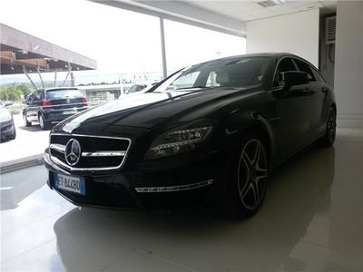 usata Mercedes CLS63 AMG ClasseAmg Usato