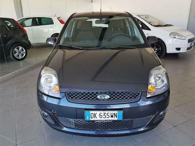 usata Ford Fiesta 1.2 5p. zetec + impianto metano - unico proprietario