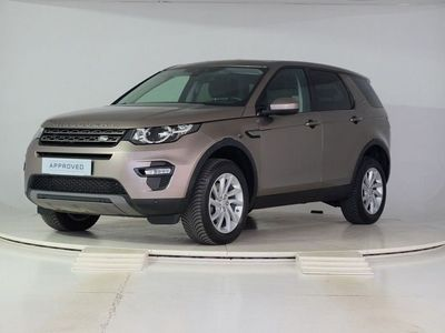 brugt Land Rover Discovery Sport Discover